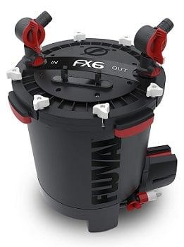 Fluval FX6 canister filtration