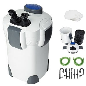 fluval external canister filter