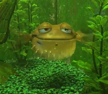 which fish are from finding nemo