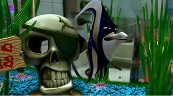 gill from finding nemo